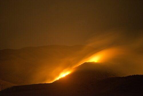 日本の山火事のほとんどは人災
