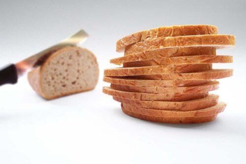 パンを十二等分する