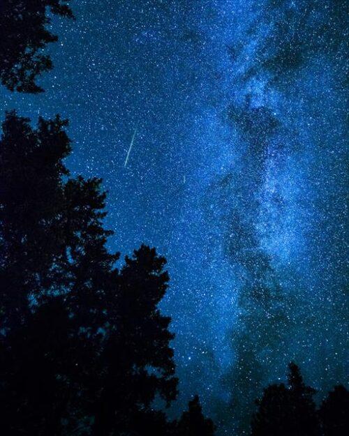 星の降る夜の冒険