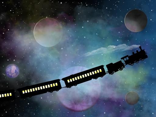 銀河鉄道の夜にヒントが