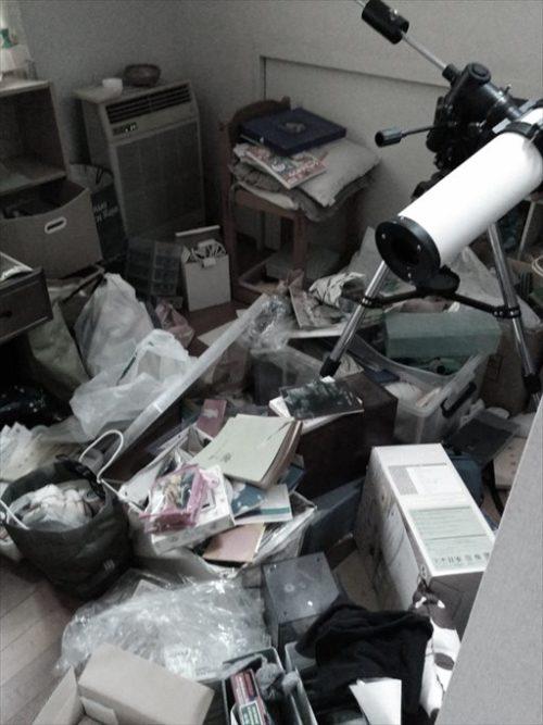 ゴミの部屋